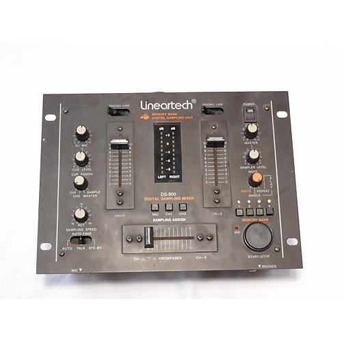 In Store Used Used Lineartech DS900 Memory Bank DJ Mixer