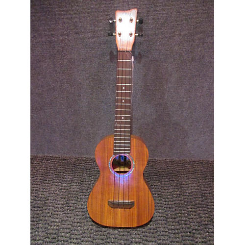 In Store Used Used Locals Concert Natural Ukulele