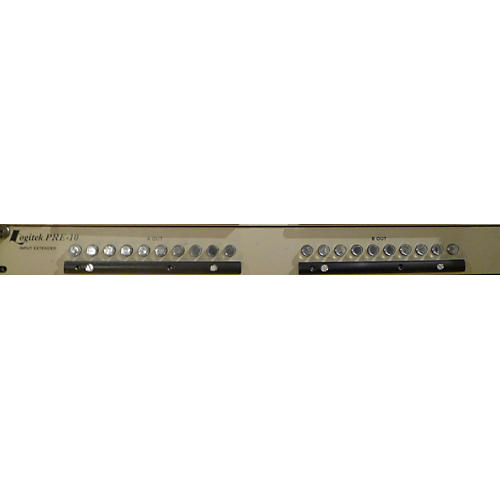 In Store Used Used Logitek PRE10M Patch Bay