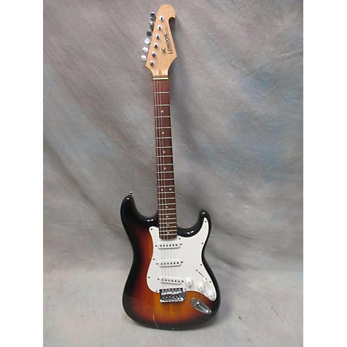 In Store Used Used London Guitars S Style Body 3 Color Sunburst Solid Body Electric Guitar