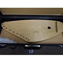 Used Lothar Gartner Flugel Kantele Lyre Harp Harp