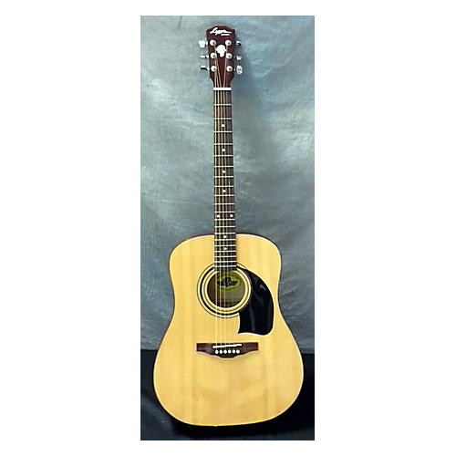 In Store Used Used Lyon By Washburn Lyon Natural Acoustic Guitar