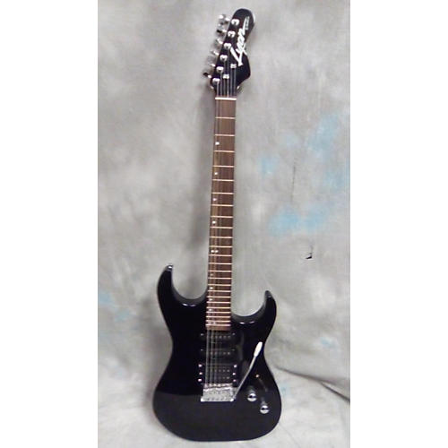 In Store Used Used Lyon Electric Guitar Black Solid Body Electric Guitar
