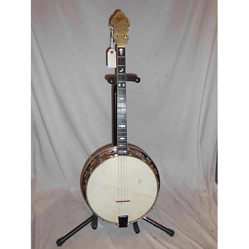 In Store Used Used Lyric Banjo Natural Banjo