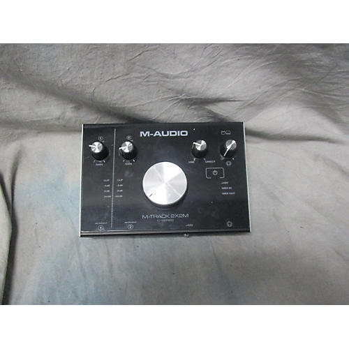 In Store Used Used M-audo M-Track 2x2M Audio Interface