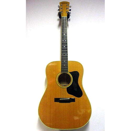 In Store Used Used MADEIRA A30M Natural Acoustic Guitar