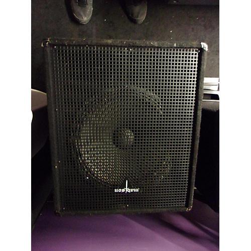used madison 18in subwoofer unpowered speaker guitar center. Black Bedroom Furniture Sets. Home Design Ideas