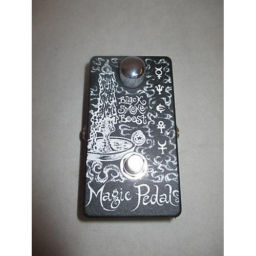 In Store Used Used MAGIC PEDALS BLACK SMOKE BOOST Effect Pedal