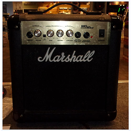 In Store Used Used MARHSALL 2006 MG10CD Guitar Combo Amp