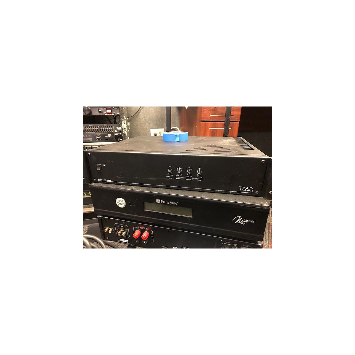 In Store Used Used MATRIX AUDIO MS4.6 Power Amp