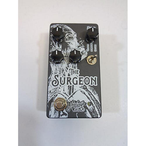 In Store Used Used MATTHEWS EFFECTS THE SURGEON Effect Pedal