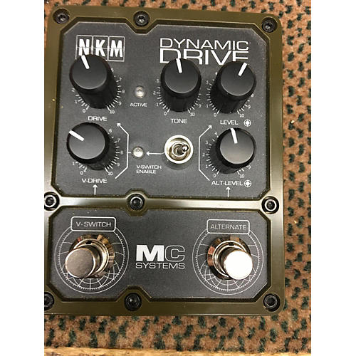 In Store Used Used MC SYSTEM NKM DYNAMIC DRIVE Effect Pedal