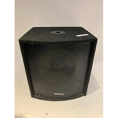 In Store Used Used MCM Custom Audio 555-10320 Unpowered Subwoofer