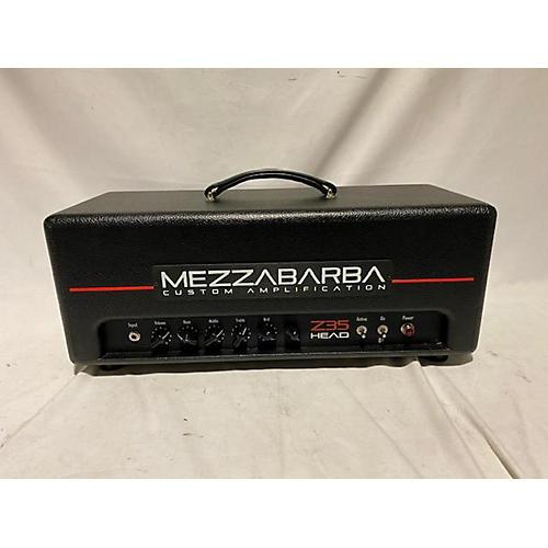 In Store Used Used MEZZABARBA Z35 Tube Guitar Amp Head