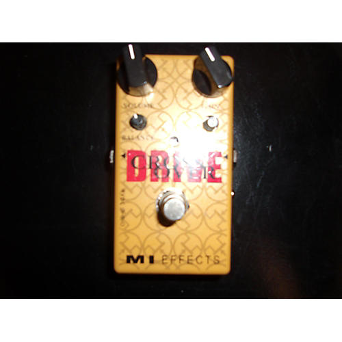 In Store Used Used MI Effects Cross Over Effect Pedal