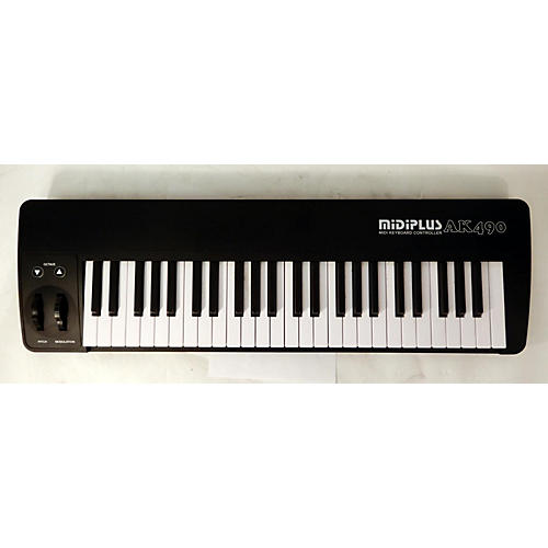 In Store Used Used MIDIPLUS AK490 MIDI Controller