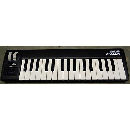 In Store Used Used MIDIPLUS AKM320 MIDI Controller