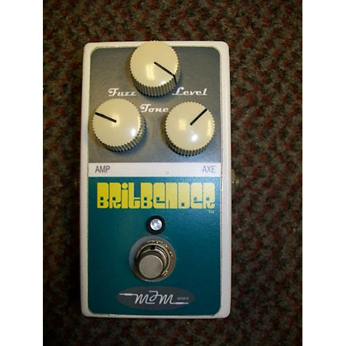 In Store Used Used MJM BRITBENDER Effect Pedal