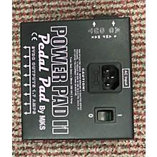 Used MKS POWER PAD II Power Supply