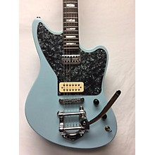Used MONIKER ZUMA Sonic Blue Solid Body Electric Guitar