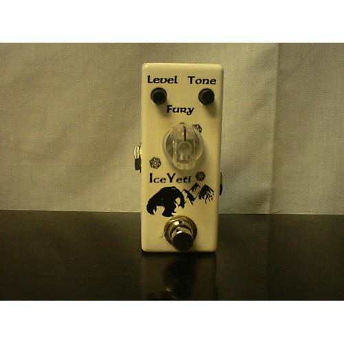 In Store Used Used MOVALL ICE YETI Effect Pedal