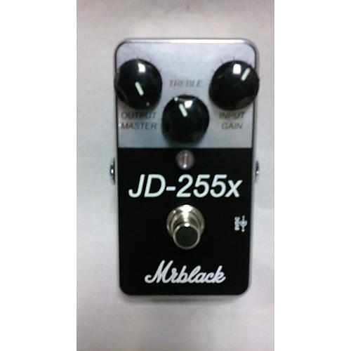 In Store Used Used MR BLACK JD255X Effect Pedal