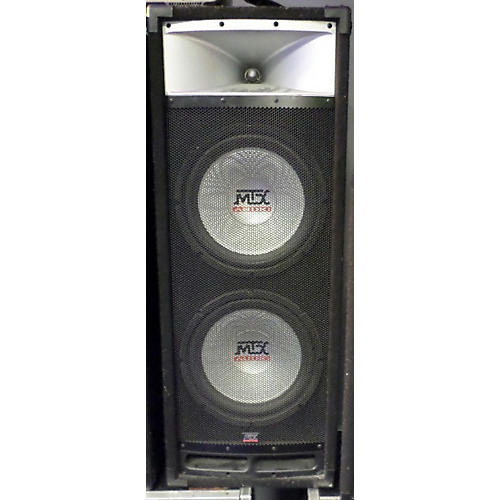 In Store Used Used MTX TP 212 Unpowered Speaker