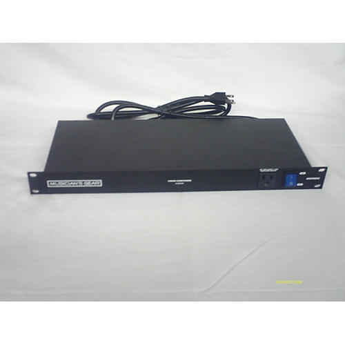 In Store Used Used MUSICIANS GEAR MG900SC POWER CONDITIONER Power Conditioner