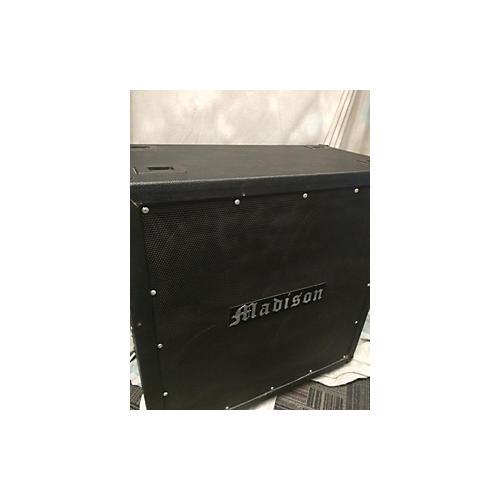 used madison 4x12 straight guitar cabinet guitar center. Black Bedroom Furniture Sets. Home Design Ideas