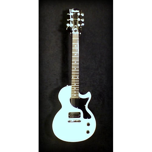 In Store Used Used Maestro By Gibson Les Paul White Solid Body Electric Guitar