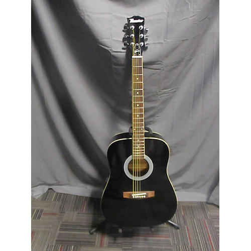 used maestro by gibson sa41bkch acoustic black acoustic guitar guitar center. Black Bedroom Furniture Sets. Home Design Ideas