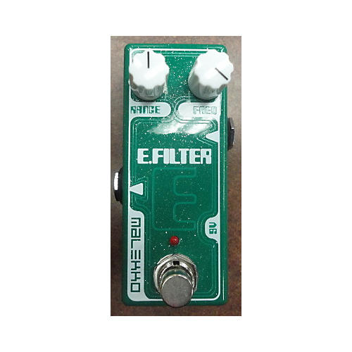 In Store Used Used Malekko E Filter Effect Pedal