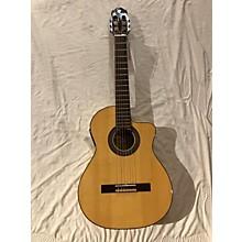 Used Manuel Raimundo 630ce Natural Classical Acoustic Electric Guitar
