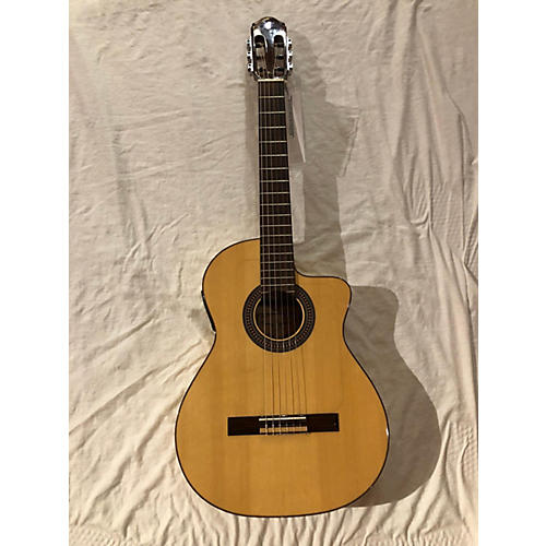 In Store Used Used Manuel Raimundo 630ce Natural Classical Acoustic Electric Guitar