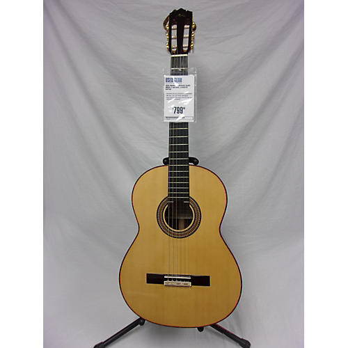 In Store Used Used Manuel Rodriguez Hijos Model E Natural Acoustic Guitar