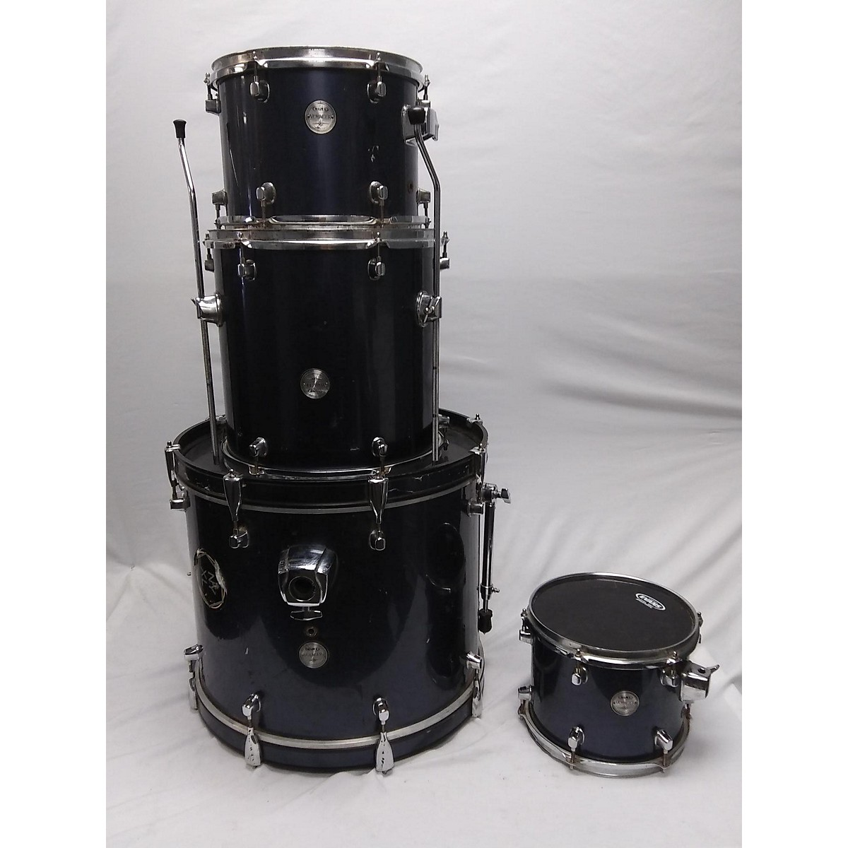 In Store Used Used Mapax 4 piece Voyager Drum Kit