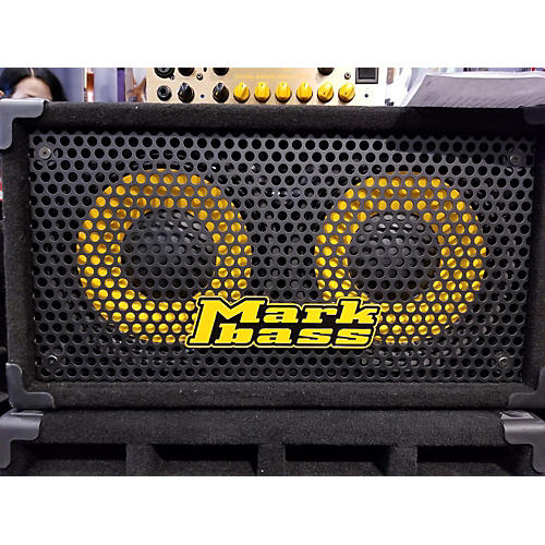 In Store Used Used Mark Mark Bass Bass Cabinet