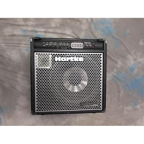 In Store Used Used Martke HyDrive 115c Bass Combo Amp