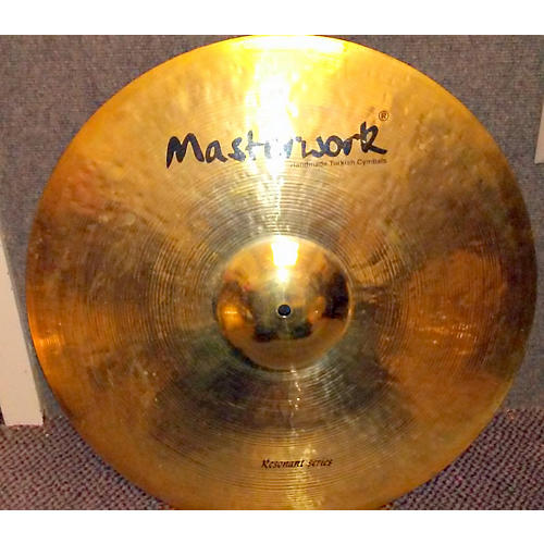 In Store Used Used Mastersound 22in Ride Cymbal