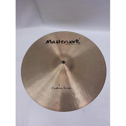 In Store Used Used Masterwork 14in Custom Series Cymbal