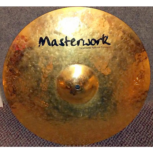 In Store Used Used Masterwork 16in Crash Cymbal