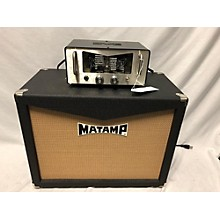 Used Matamp Minimat 5w With 112SL Cabinet Guitar Stack