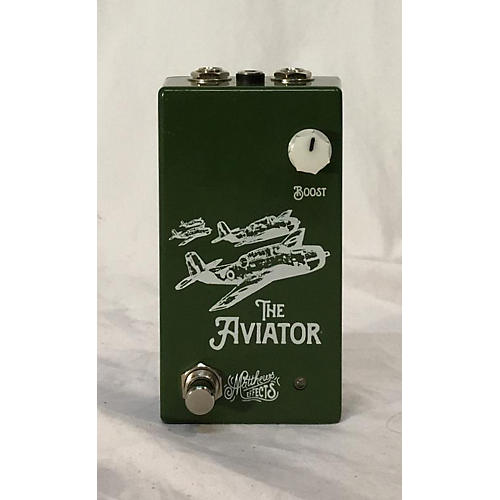 In Store Used Used Matthews Effects The Aviator Effect Pedal