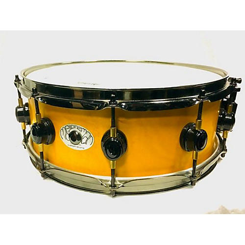 In Store Used Used Medicine Man 14X5.5 Snare Drum Natural