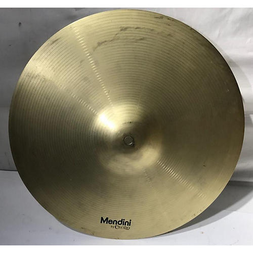 In Store Used Used Mendini 16in Cecilio Cymbal