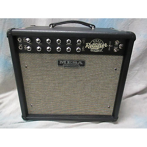 In Store Used Used Mesa 2015 Dual Rect O Verb 25 Tube Guitar Combo Amp