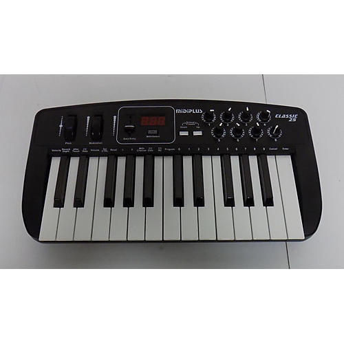 In Store Used Used Midiplus Classic 25 MIDI Controller