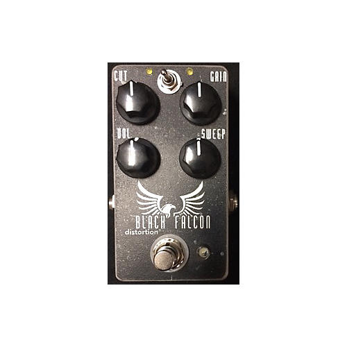 In Store Used Used Midnight 30 Black Falcon Distortion Effect Pedal