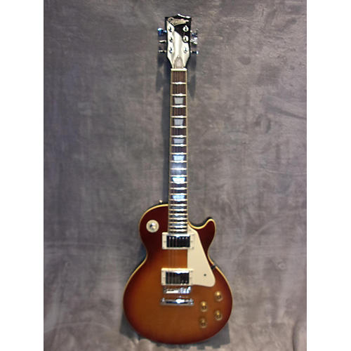 In Store Used Used Miller Rock Master Brown Sunburst Solid Body Electric Guitar