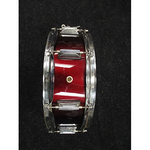 In Store Used Used Misc 4.5X14 Snare Wine Red Drum